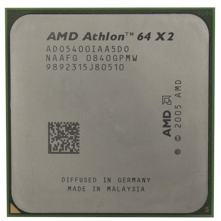 AMD Athlon X2 5400+