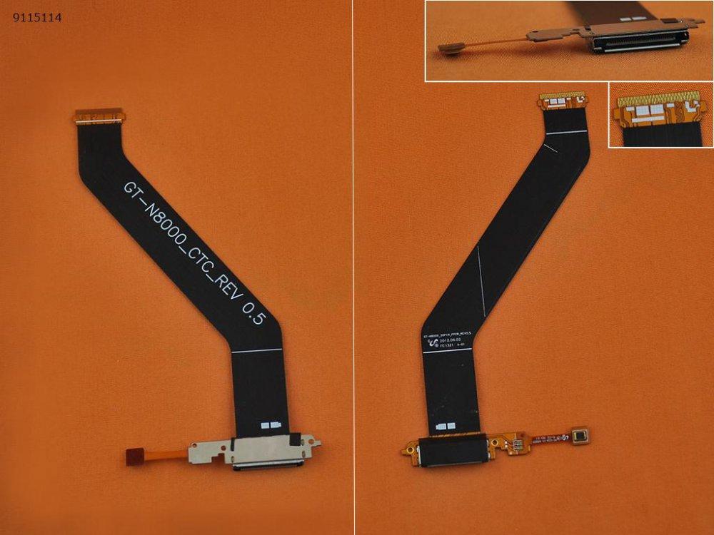 "USB port Samsung Galaxy Note (10.1"")"