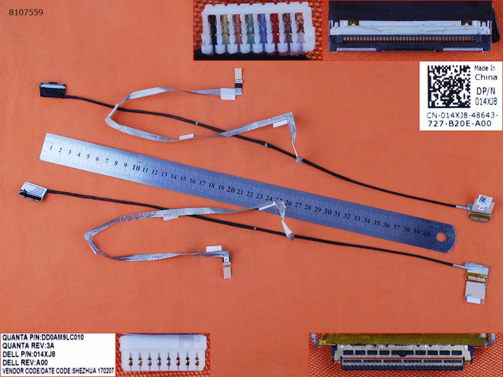 LCD kabel Dell Inspiron 15-7559