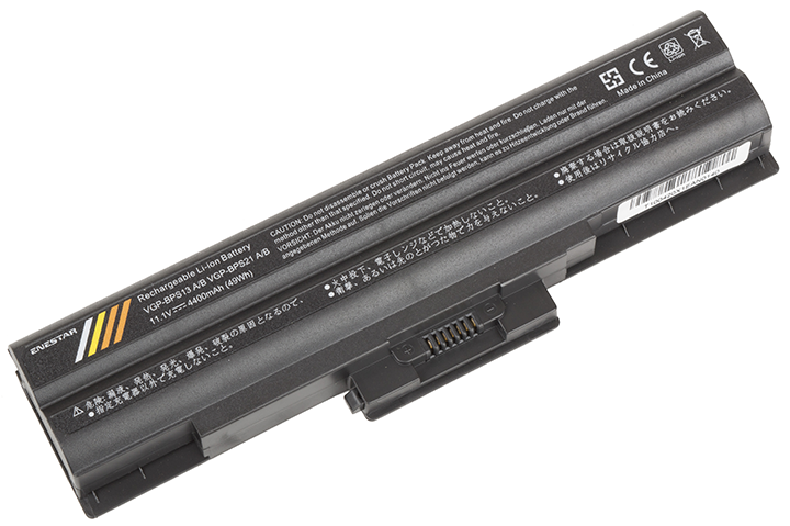 Baterie Enestar C143 4400mAh 11,1V Li-Ion - neoriginální pro SONY VAIO VGN-SR56GG/B