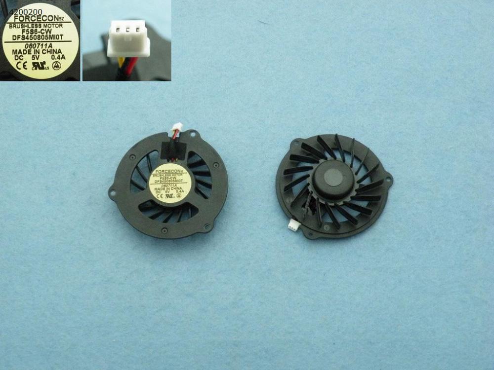Ventilátor HP Pavilion DV2000