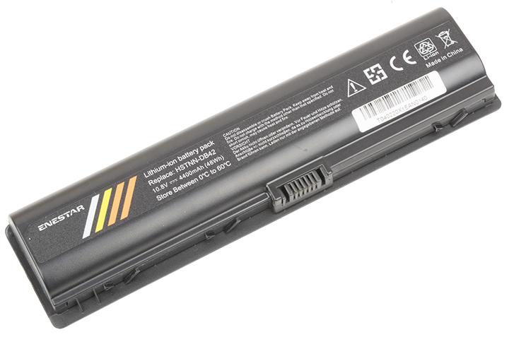 Baterie Enestar C099 4400mAh 10,8V Li-Ion - neoriginální pro HP Pavilion dv2000