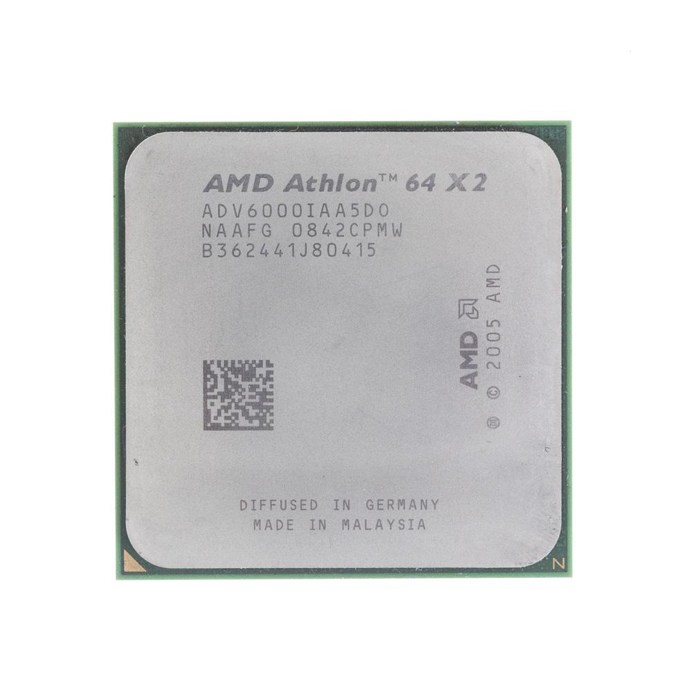 AMD Athlon X2 6000+
