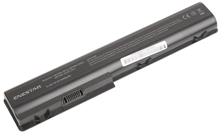 Baterie Enestar C104 4400mAh 14,4V Li-Ion - neoriginální pro HP Pavilion dv7-1060ez