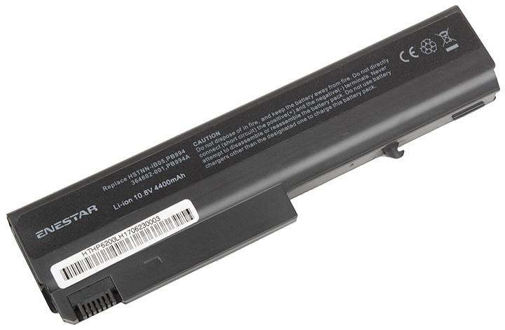 Baterie Enestar C108 4400mAh 10,8V Li-Ion - neoriginální pro HP Compaq nc6320