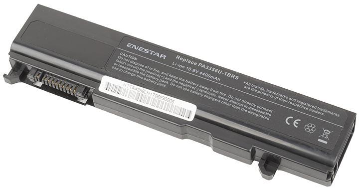 Baterie Enestar C181 4400mAh 10,8V Li-Ion - neoriginální pro Toshiba Satellite Pro U200-134