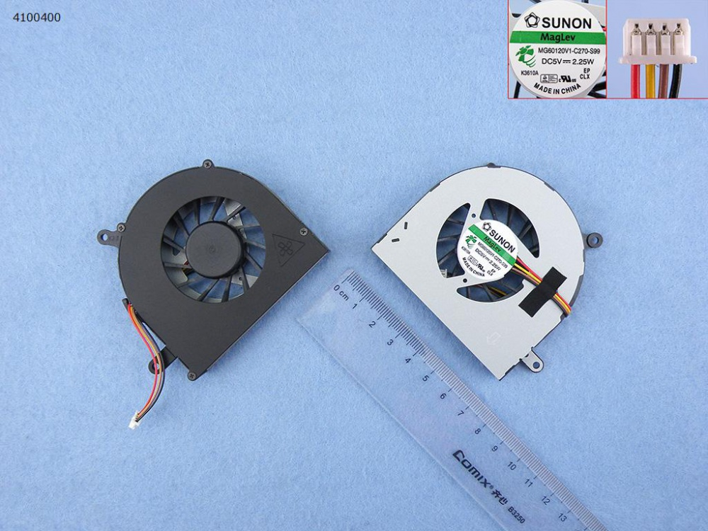 Ventilátor Lenovo IdeaPad G500