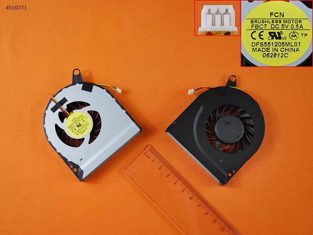 Ventilátor Acer Aspire V3-771G