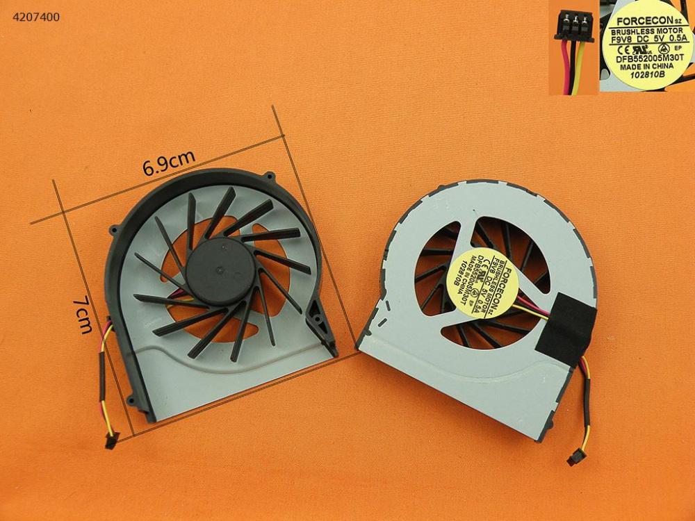 Ventilátor HP Pavilion DV7-4000 series