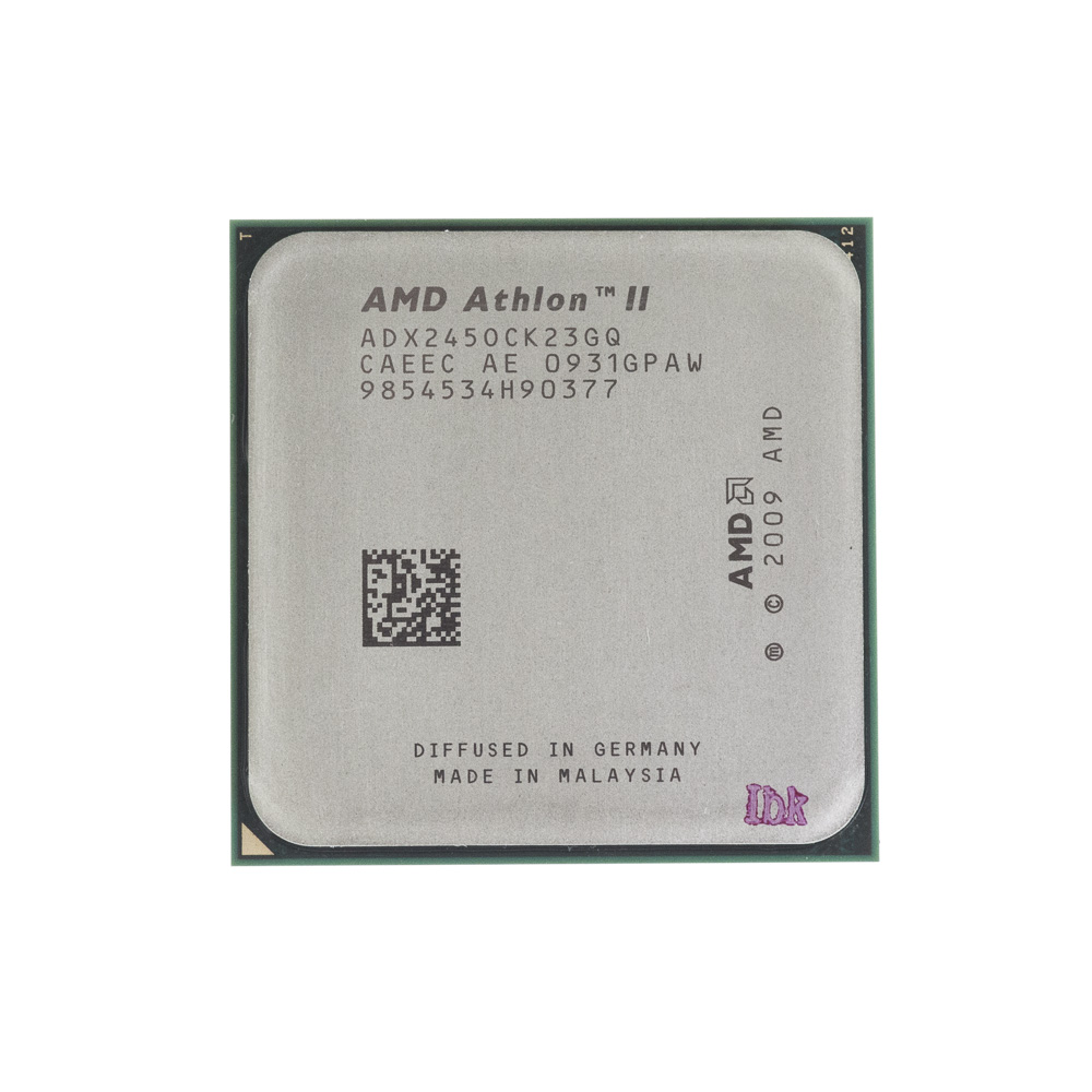 AMD Athlon X2 II 245