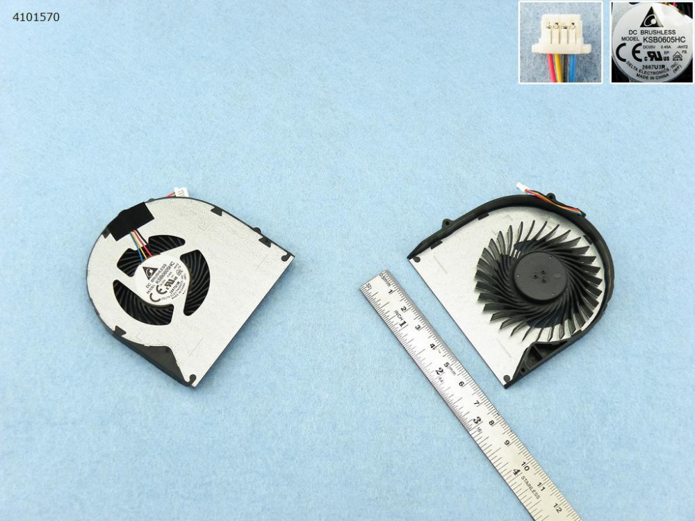 Ventilátor Lenovo IdeaPad Z570