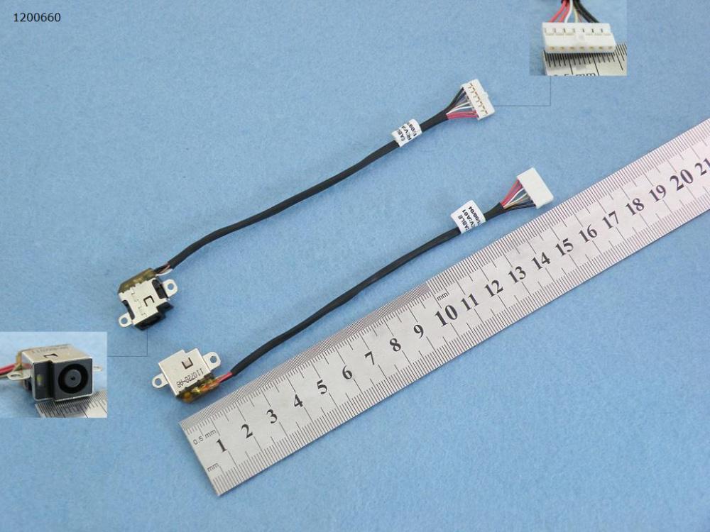 Napájecí konektor HP Pavilion DV7-6000 series
