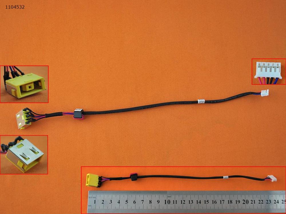 Napájecí konektor Lenovo IdeaPad G500
