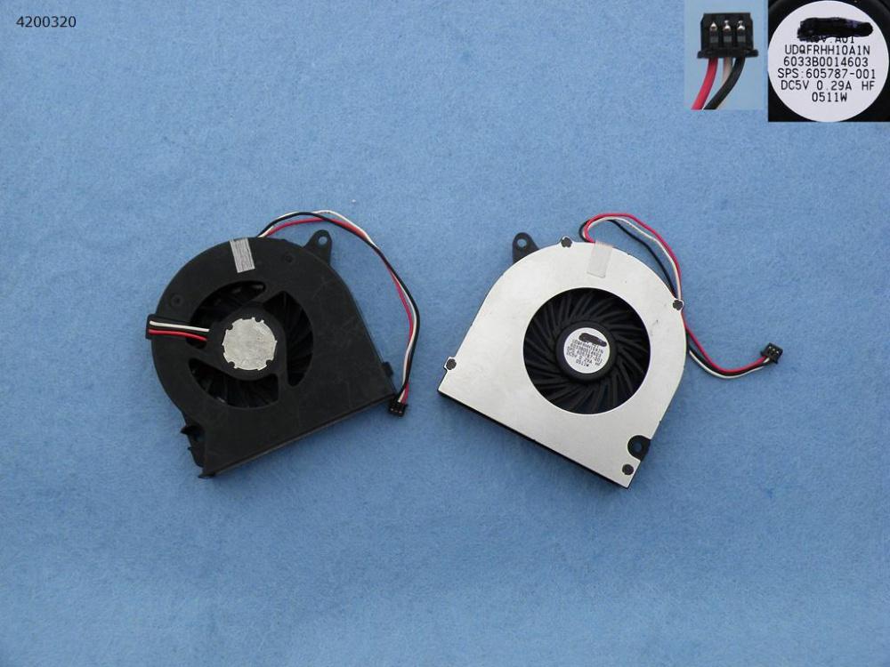 Ventilátor HP Compaq 625