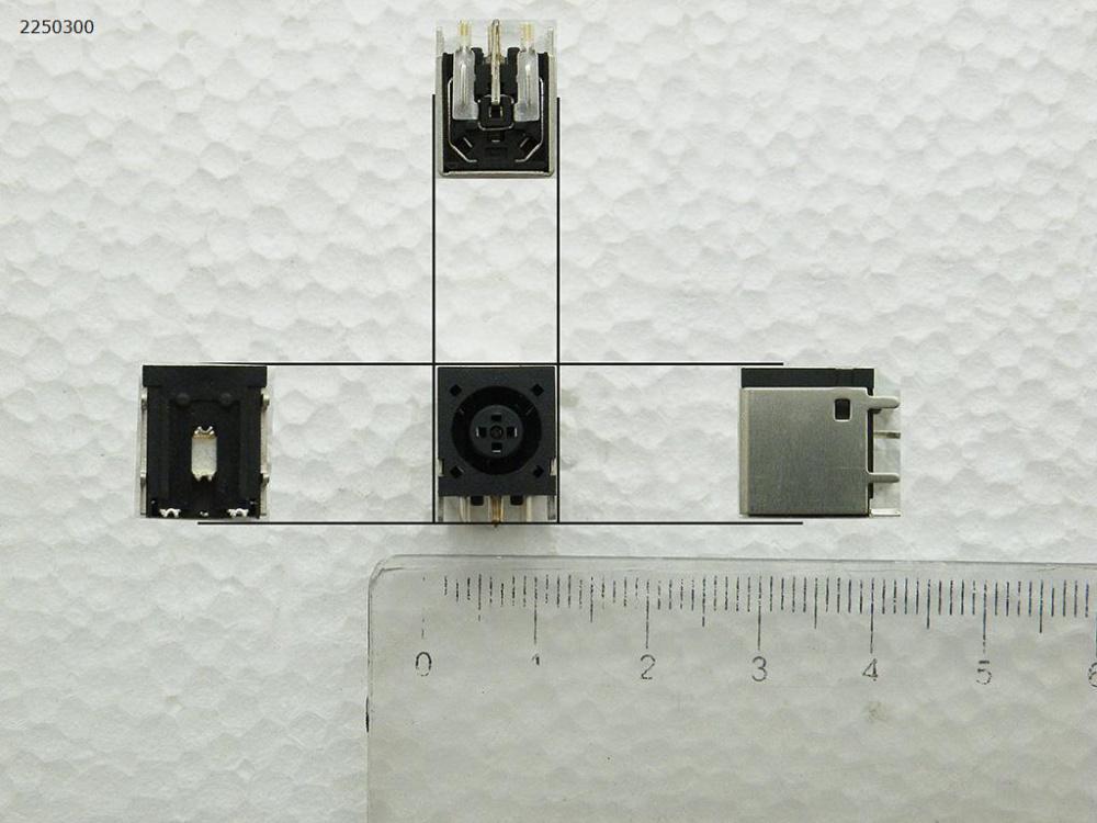 Napájecí konektor HP Compaq NC6320