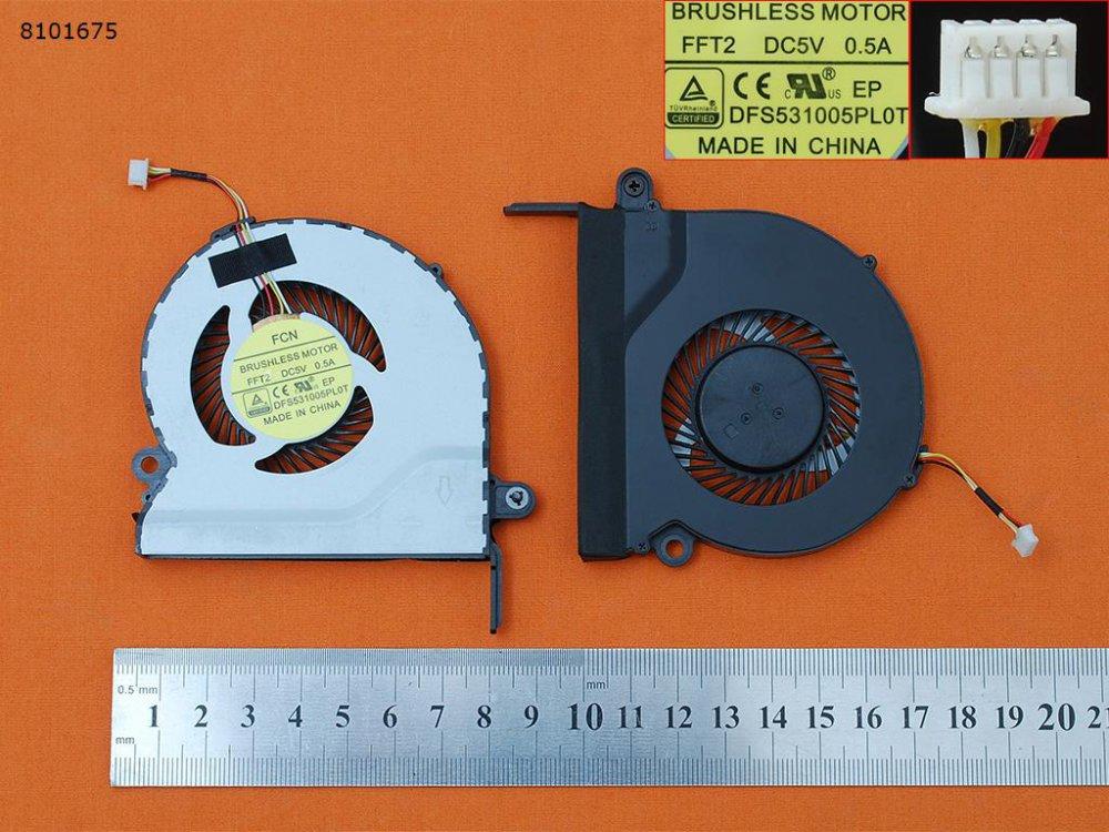 Ventilátor Acer Aspire E5-771