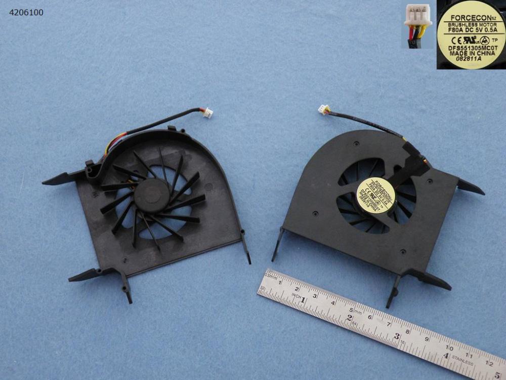 Ventilátor HP Pavilion DV6-1200