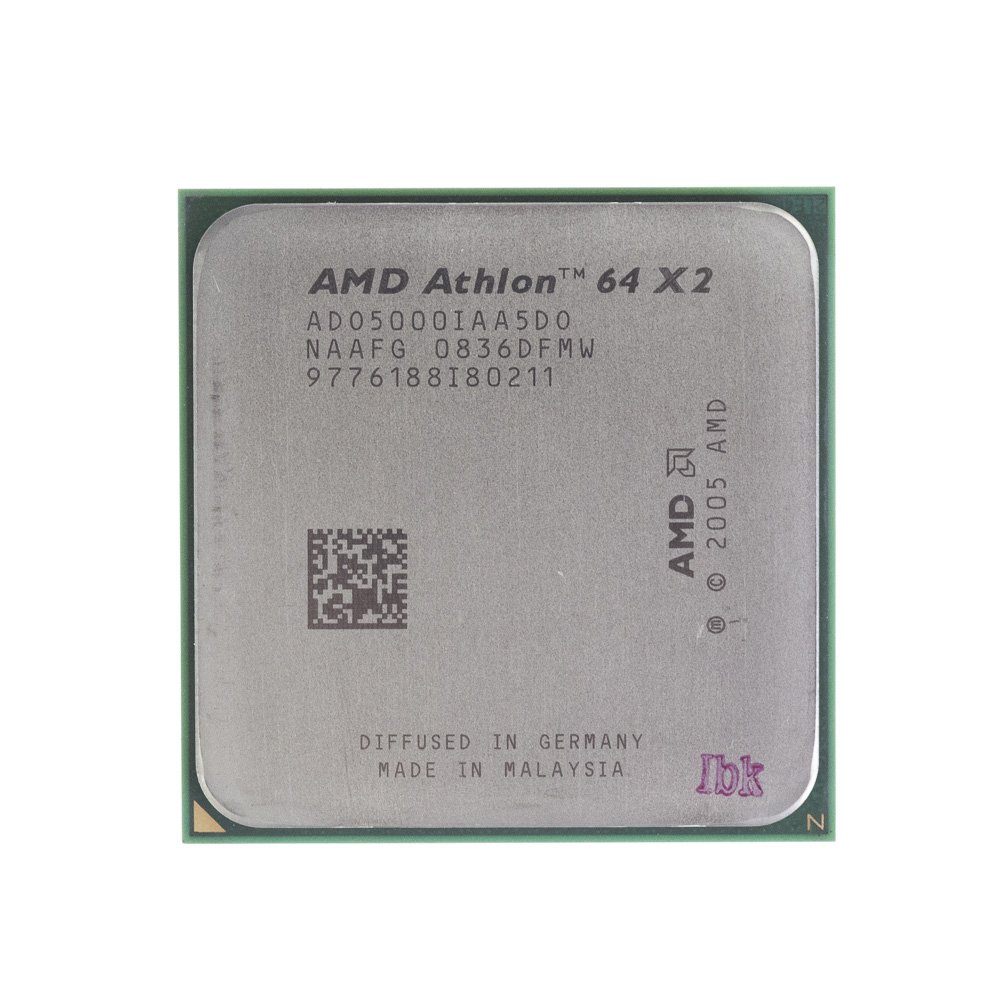 AMD Athlon X2 5000+