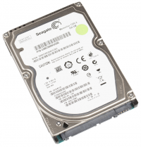 "WD HDD 2,5"" - 500 GB"