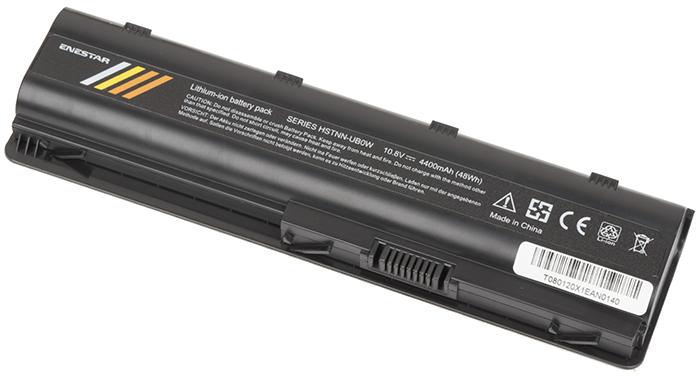 Baterie Enestar C094 4400mAh 10,8V Li-Ion - neoriginální pro HP G62-a14SA