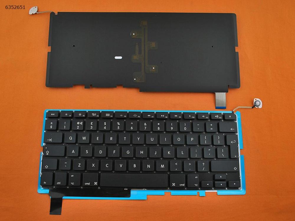 Klávesnice Apple MacBook Pro A1286