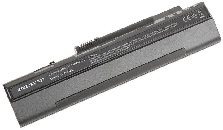 Baterie Enestar C027 4400mAh 11,1V Li-Ion - neoriginální pro Acer Aspire One ZG5