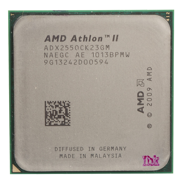 AMD Athlon II X2 255