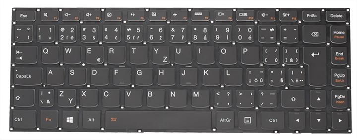 """Klávesnice Lenovo Yoga 2 13"""""""