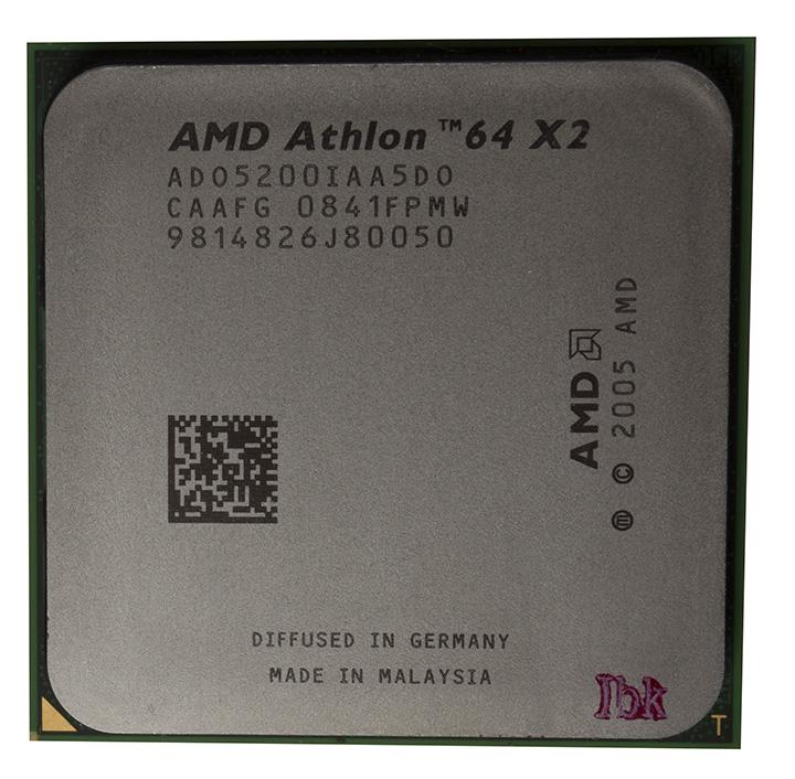 AMD Athlon X2 5200+