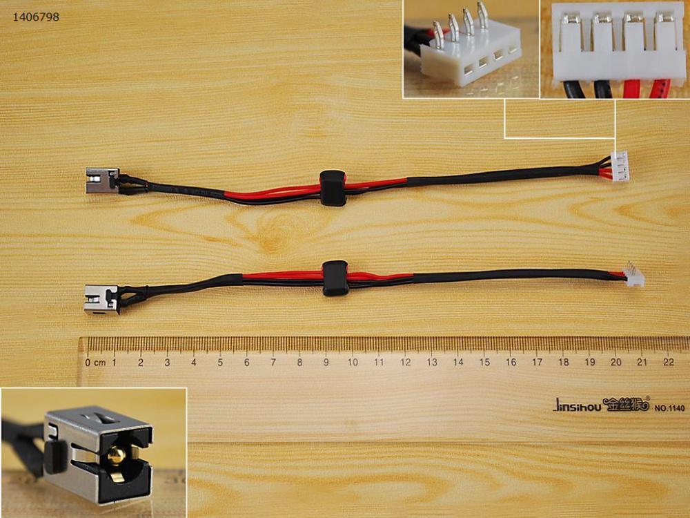 Napájecí konektor Toshiba Satellite A660
