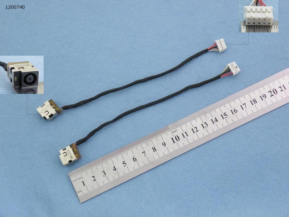 Napájecí konektor HP Pavilion DV7-4000 series