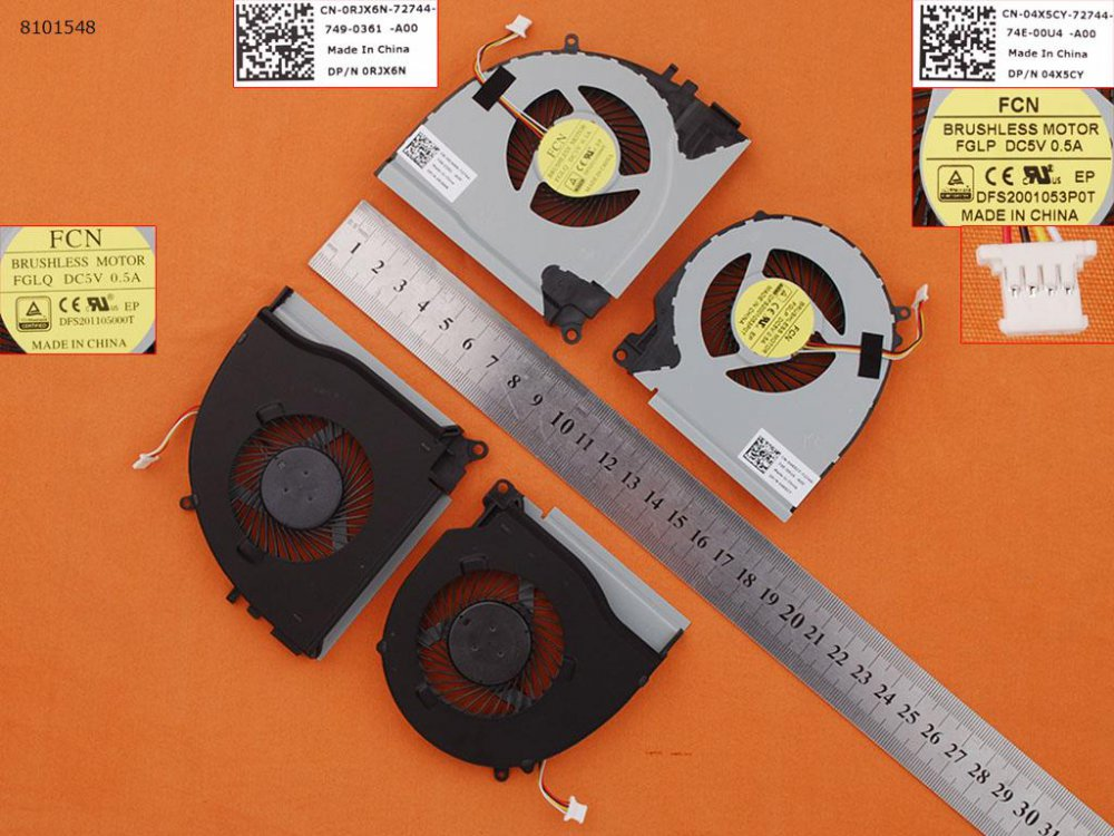 Ventilátor Dell Inspiron 15-7559