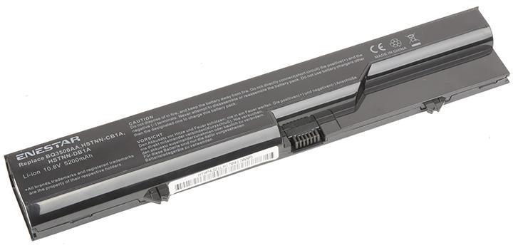Baterie Enestar C084 4400mAh 10,8V Li-Ion - neoriginální pro HP ProBook 4425s