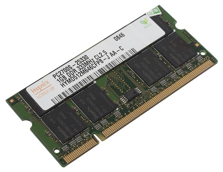 Hynix DDR 1GB 333MHz HYMD512M646CFP8-J