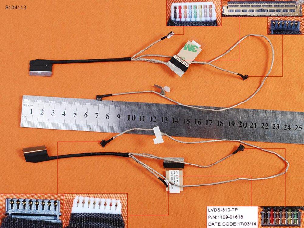 LCD kabel Lenovo IdeaPad Flex 4 1130