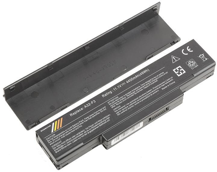 Baterie Enestar C219 4400mAh 10,8V Li-Ion - neoriginální pro Asus M51VA