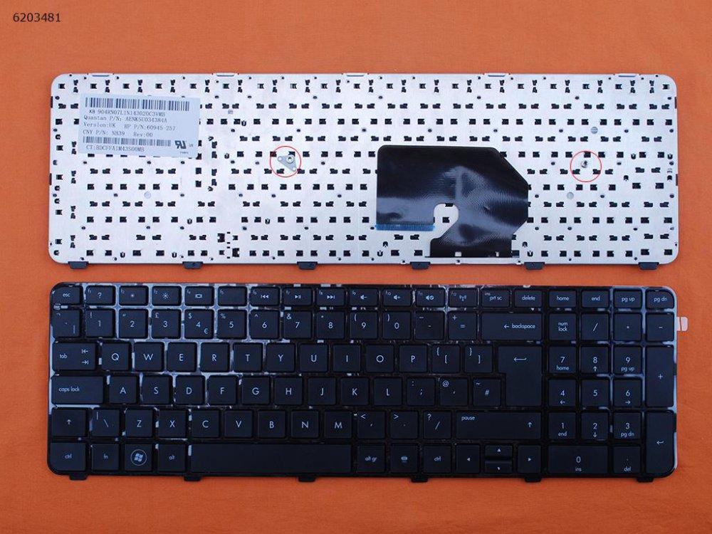Klávesnice HP Pavilion DV7-6000 series
