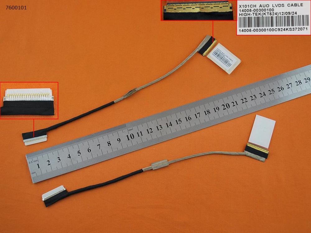 LCD kabel ASUS Eee PC X101