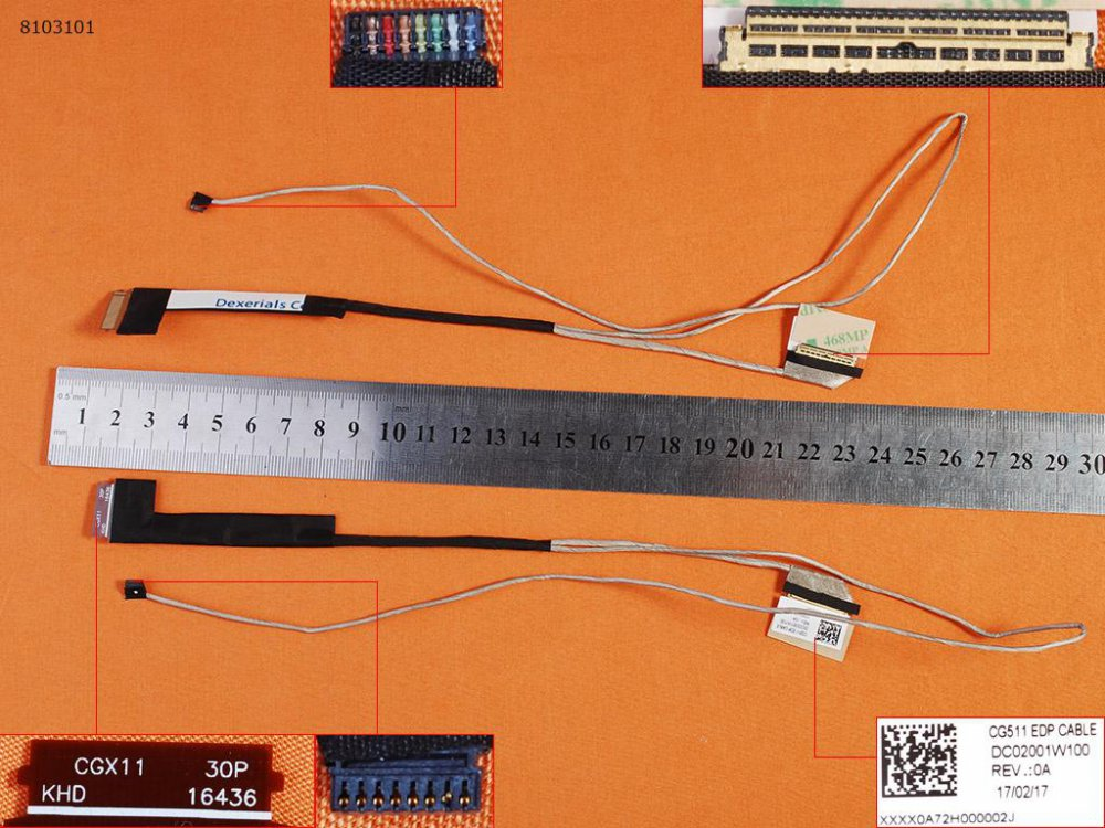 LCD kabel Lenovo IdeaPad 310-15IKB