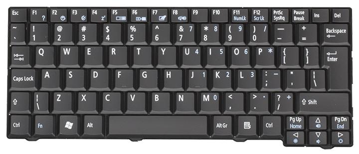 Klávesnice Acer Aspire One ZG5