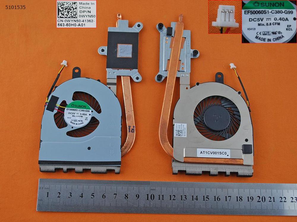 Ventilátor Dell Vostro 15-3558
