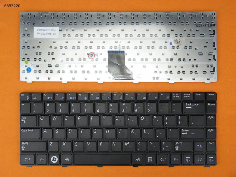 Klávesnice Samsung R520