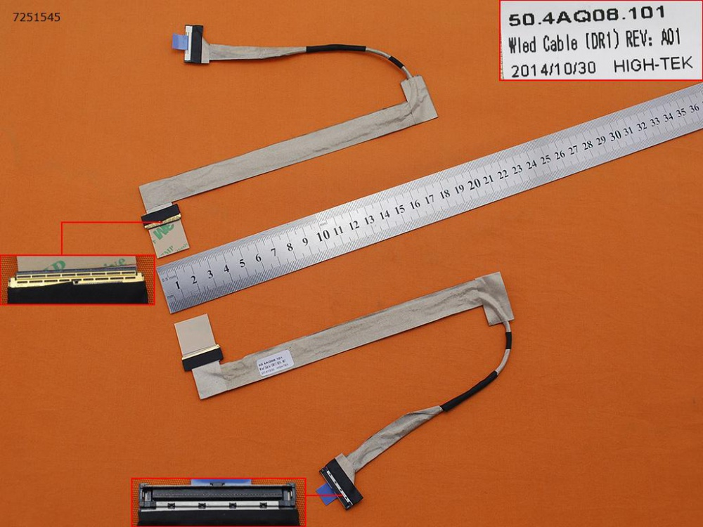 LCD kabel Dell Inspiron 1545