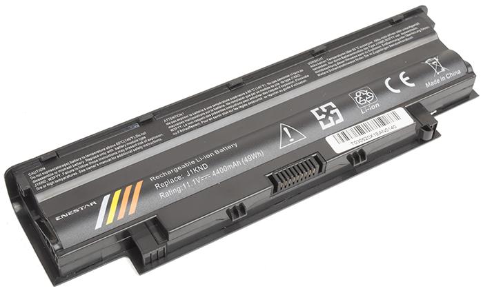 Baterie Enestar C077 4400mAh 11,1V Li-Ion - neoriginální pro Dell Vostro 1450