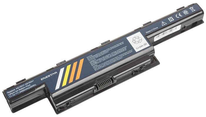 Baterie Enestar C012 4400mAh 11,1V Li-Ion - neoriginální pro Acer Aspire V3-771G-6650