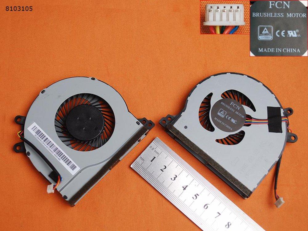 Ventilátor Lenovo IdeaPad 310-15ABR