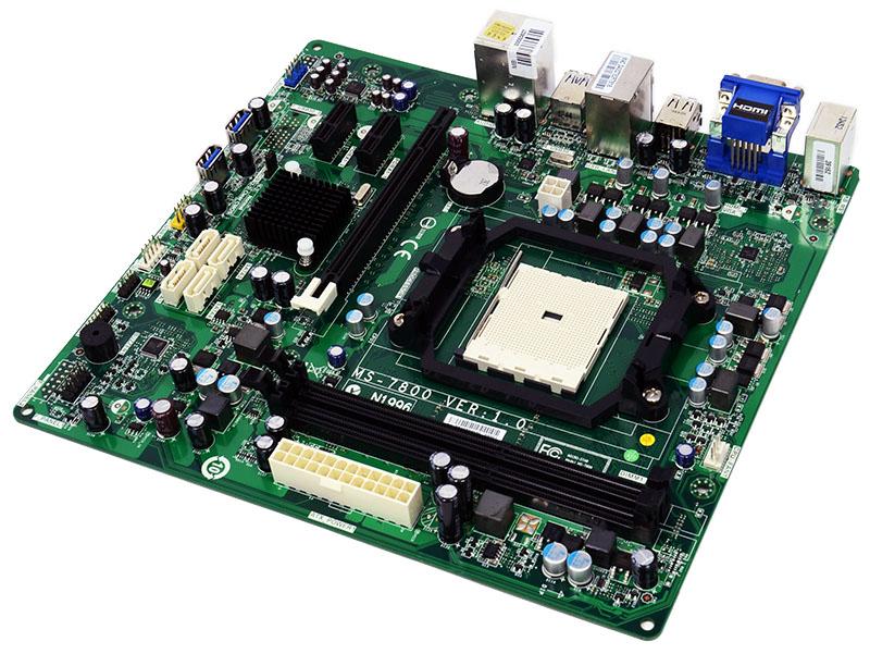 MSI MS-7800 ver. 1.0