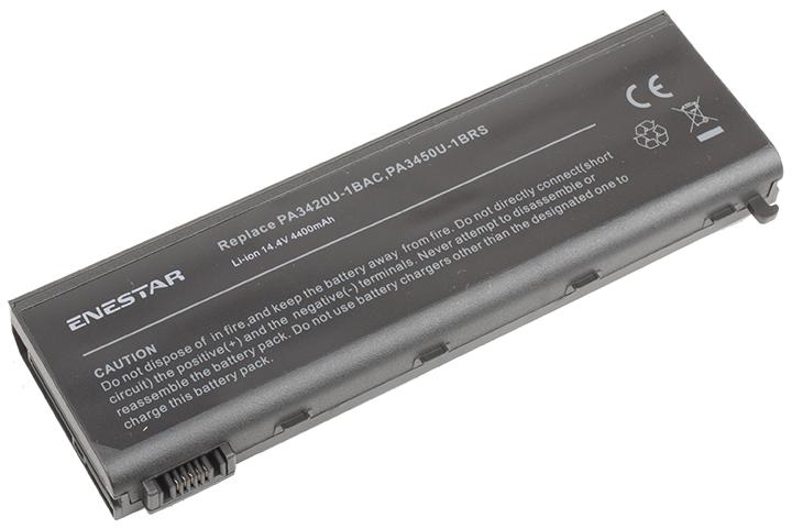 Baterie Enestar C159 4400mAh 14,4V Li-Ion - neoriginální pro Toshiba Satellite L30-101