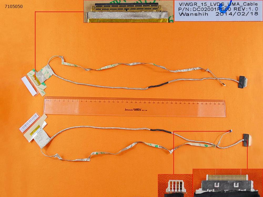 LCD kabel Lenovo IdeaPad G500