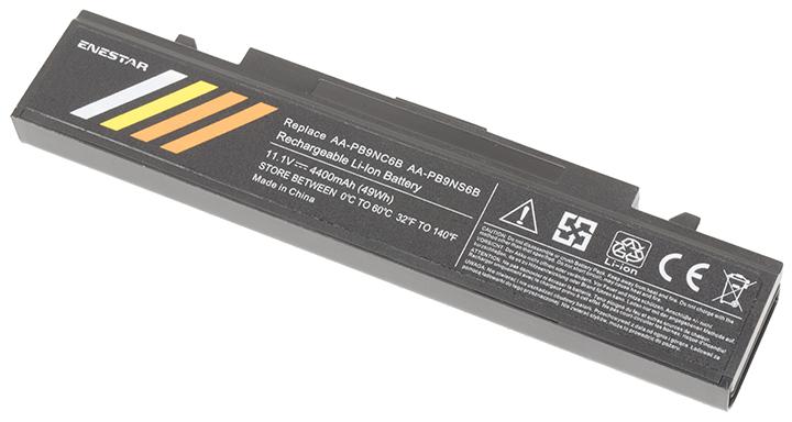 Baterie Enestar C141 4400mAh 11,1V Li-Ion - neoriginální pro Samsung NP-RV420